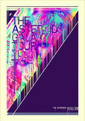 Asteroids Galaxy Tour Poster