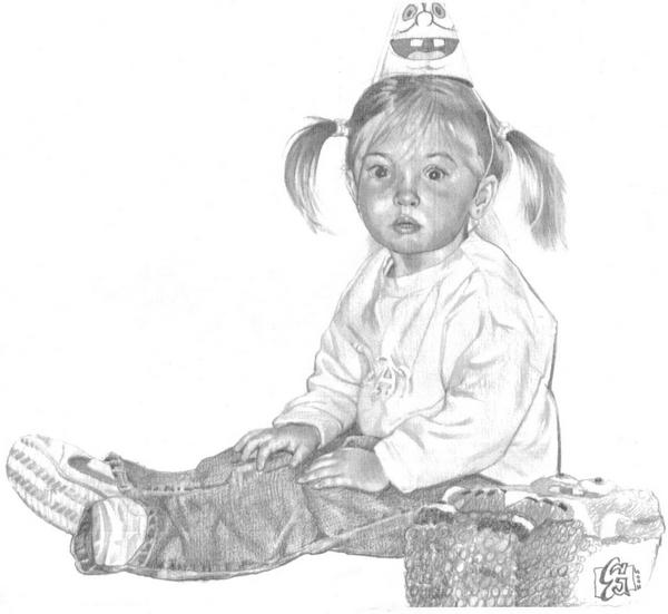 Pencil portraits deviantart gallery
