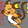 Raichu by elel