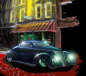 Street-Scene Web by jj6060