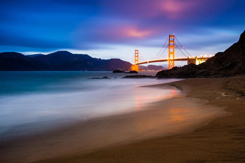 Baker Beach by xelement