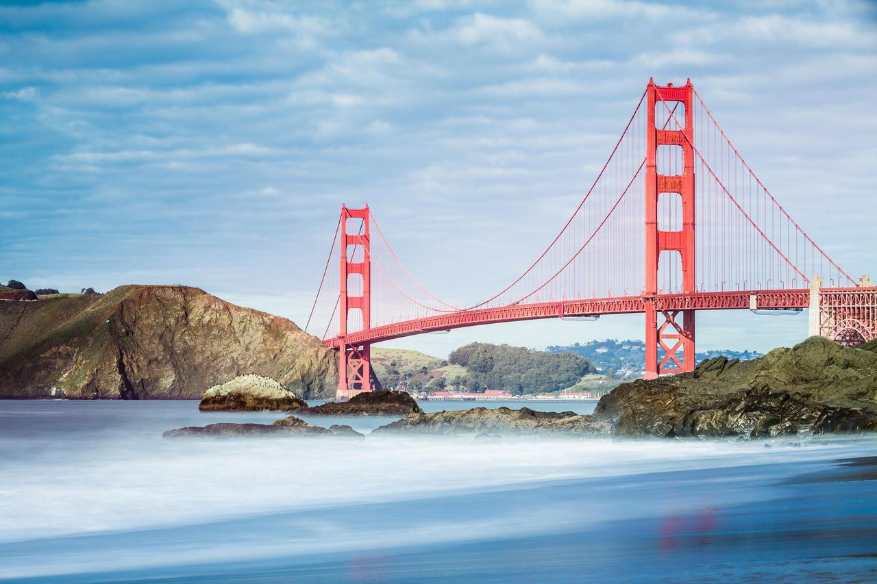 Golden Gate Bridge by xelement