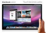 MacBook tablet