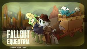 Fallout Equestria: Tales of a Junk Pony Peddler