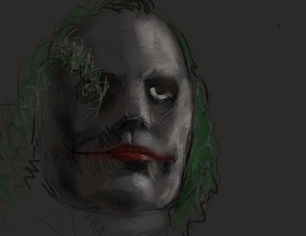 Joker by JeremyWDunn