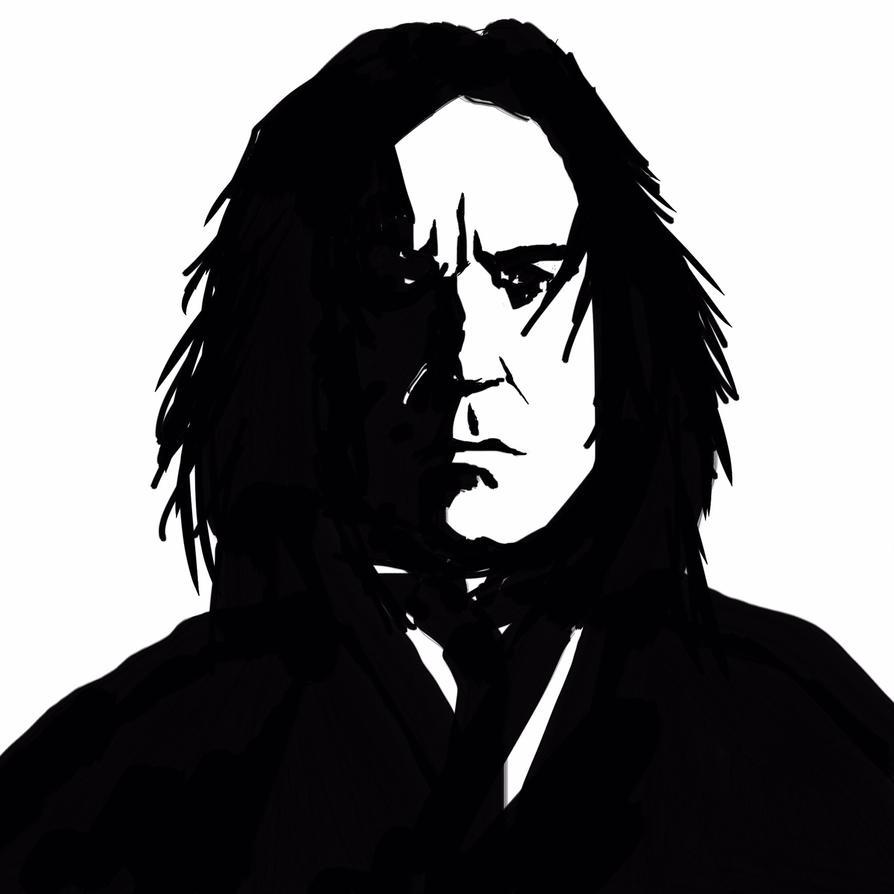 Snape by JeremyWDunn