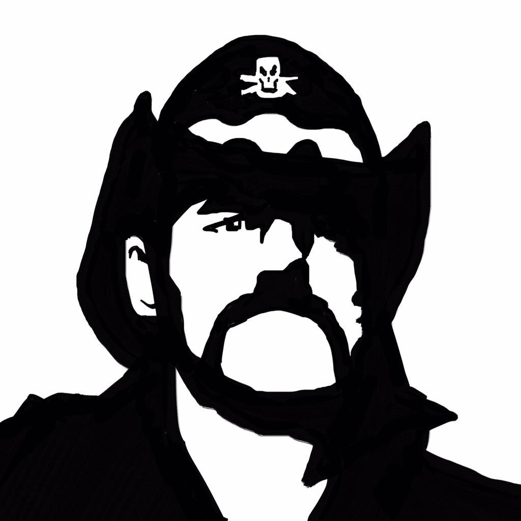Lemmy by JeremyWDunn