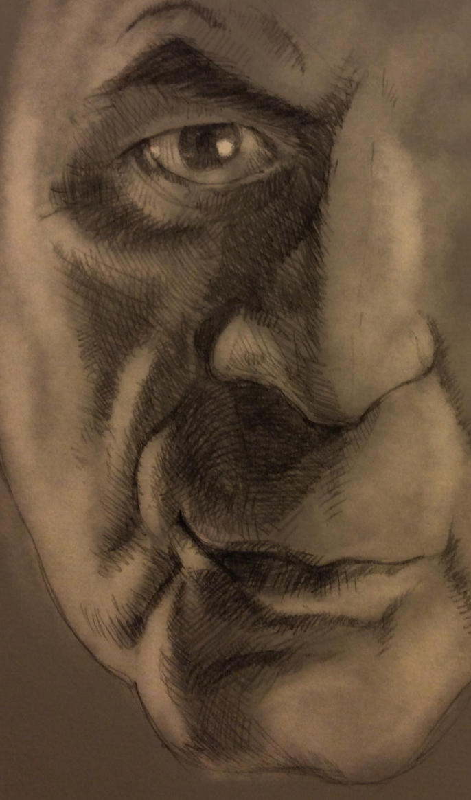 Bob Hoskins  by JeremyWDunn