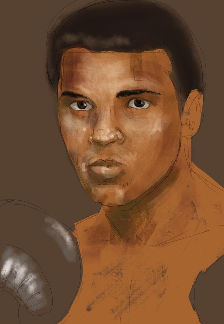 Ali by JeremyWDunn