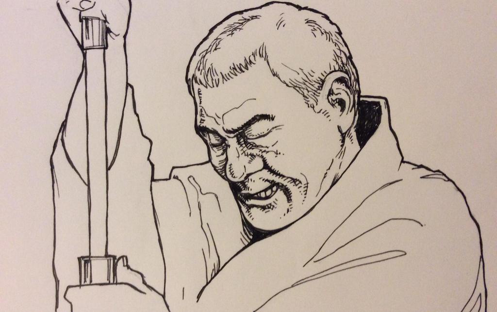 Zatoichi by JeremyWDunn