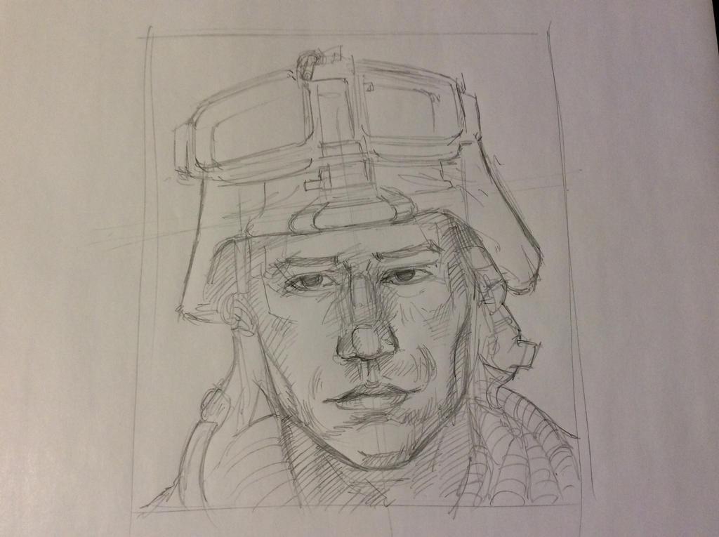 Soldier by JeremyWDunn