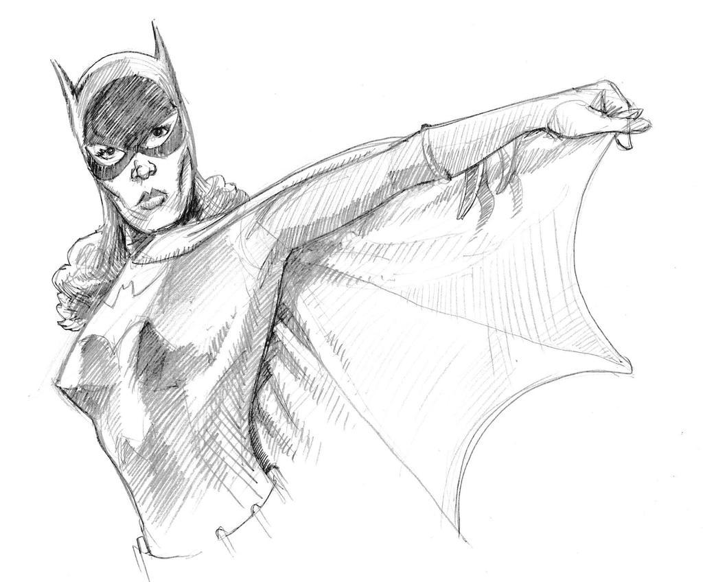 Batgirl by JeremyWDunn