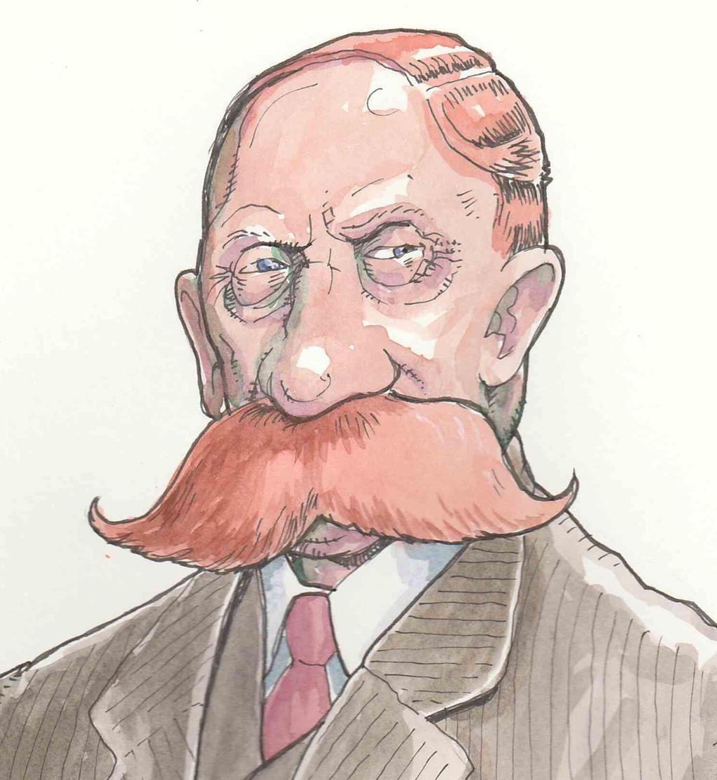 Moustache by JeremyWDunn