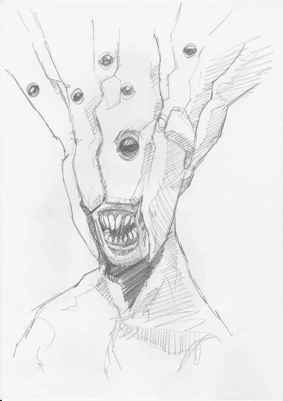 Creature  by JeremyWDunn