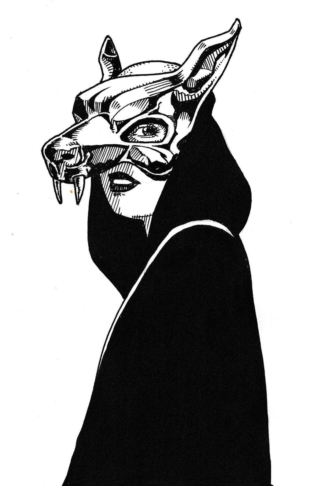 Mask by JeremyWDunn
