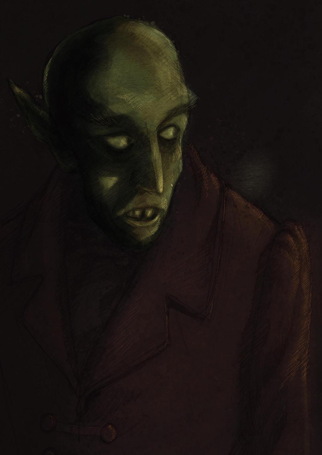 Nosferatu  by JeremyWDunn