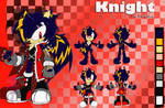 ::Reference:: Knight the Hedgehog