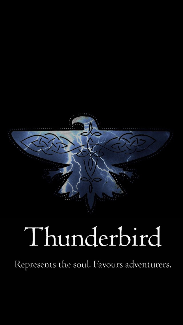 Ilvermorny Thunderbird House By ClarkArts24 ...