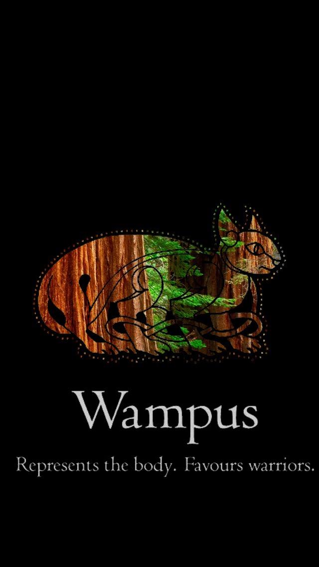 Ilvermorny Wampus House By ClarkArts24