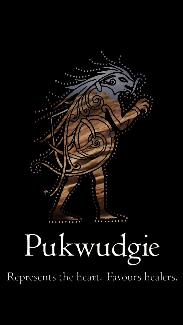 Ilvermorny Pukwudgie House By ClarkArts24