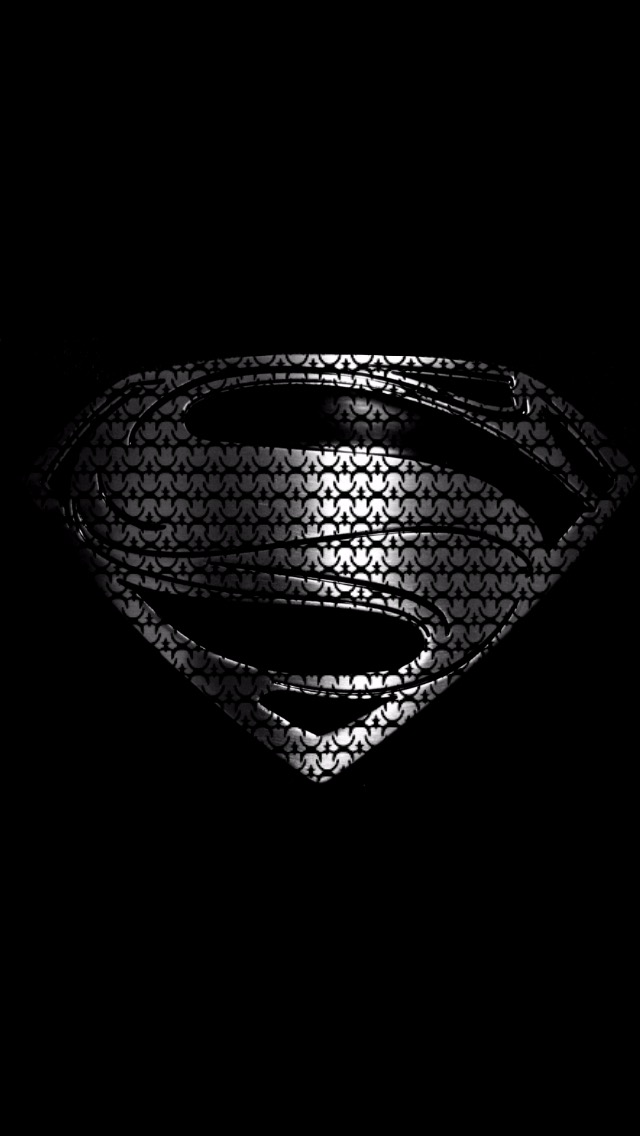 superman symbol wallpaper version 2 by clarkarts24 on