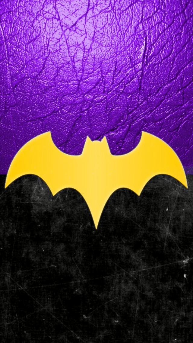 Batgirl Phone Wallpaper By ClarkArts24