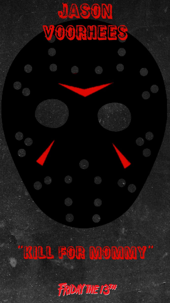 Jason Voorhees poster by ClarkArts24