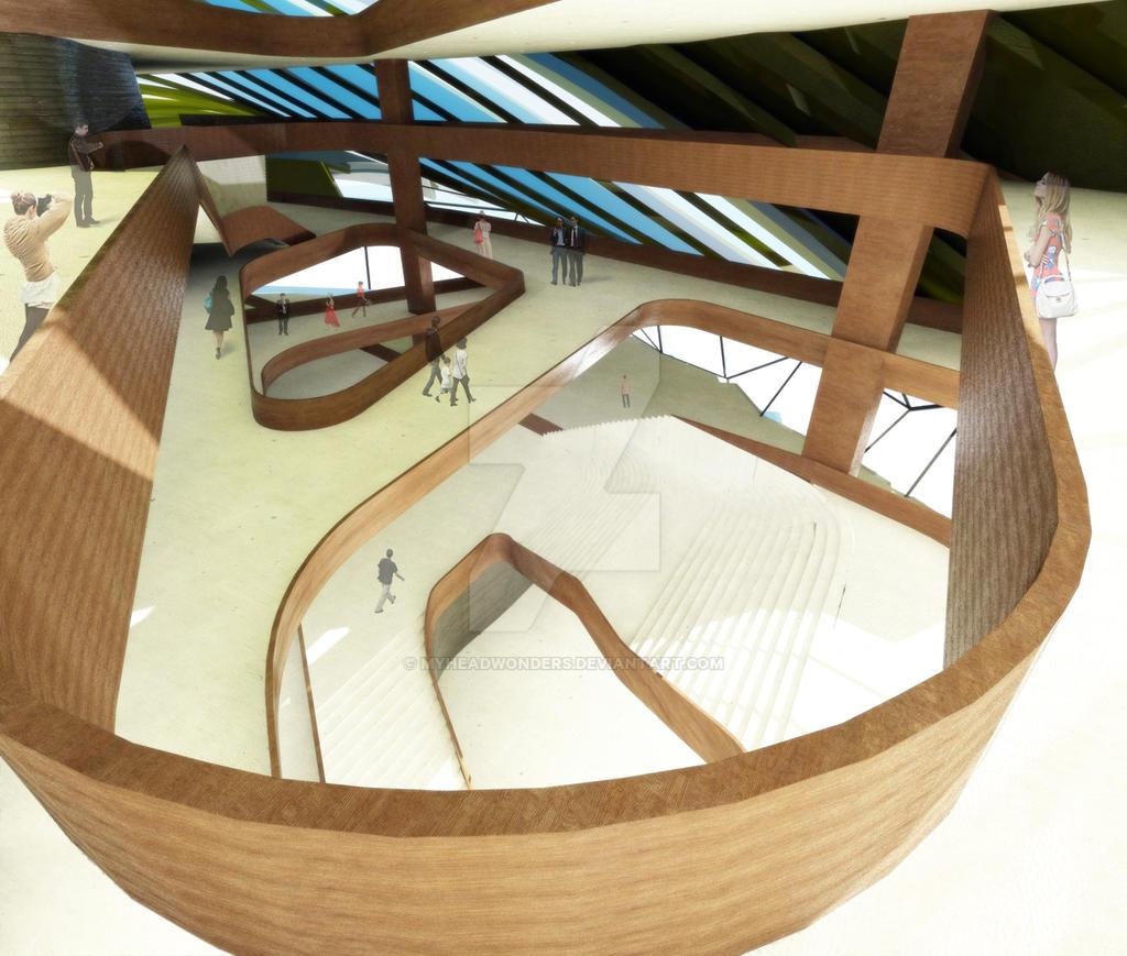 06 Atrium by MyHeadWonders