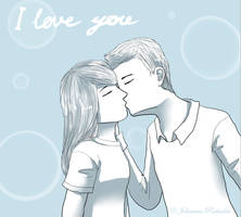 I love you by CurrentlyLoading