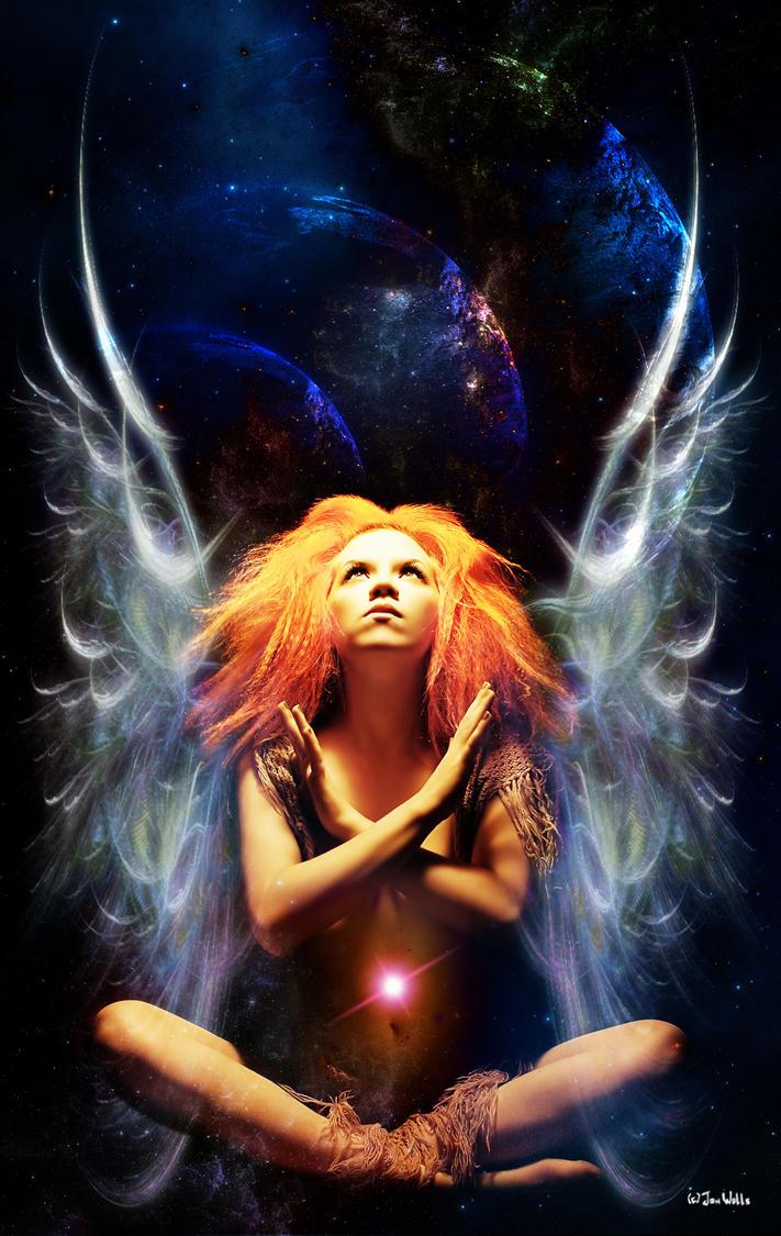 Goddess by FollowinTheBlackBird