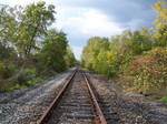 Walkin The Rails by StillWillow
