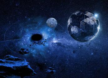 Skylark Of Space by FollowinTheBlackBird