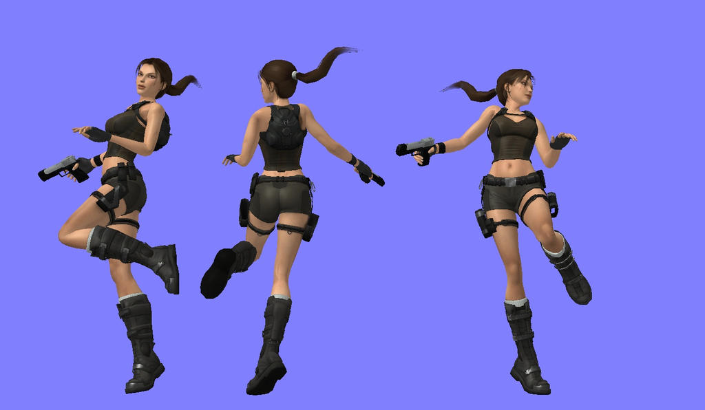 Custom poses on xnalara customized deviantart gabrielle3richtofen 9 6 xnalara action running pose download by gabrielle3richtofen ccuart Gallery