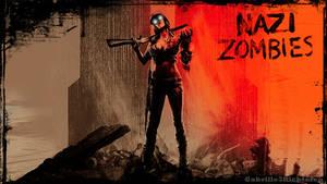 Black Ops 2 Zombies Wallpaper
