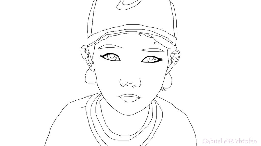 clementine coloring pages - photo#7