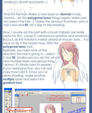 CG tutorial for mouse + tablet by poli-chan