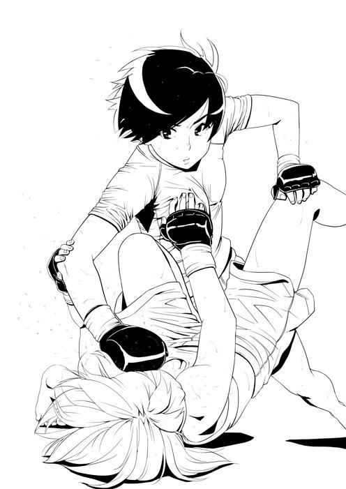 MMA by dackQ