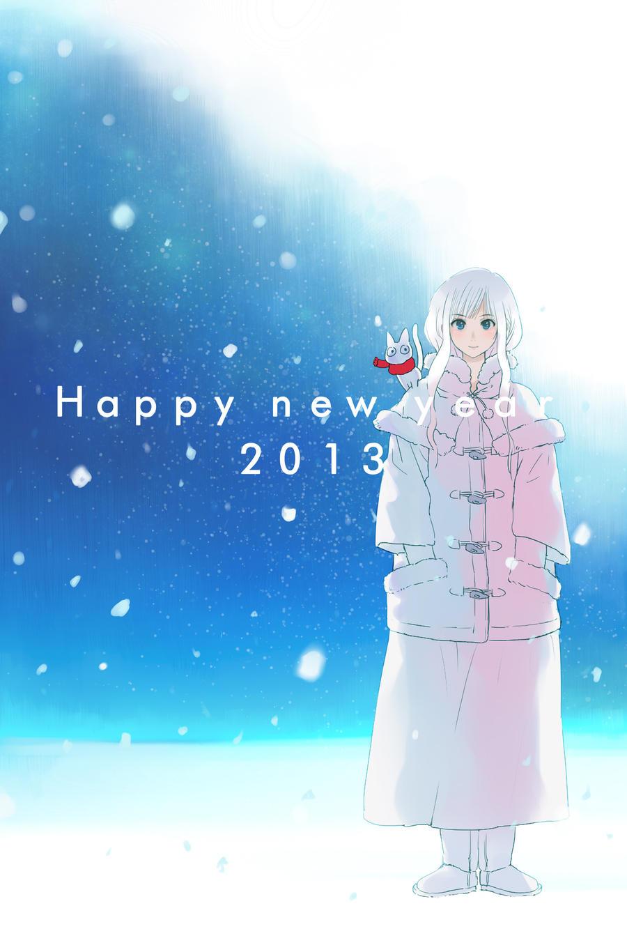 Happy new year! by dackQ