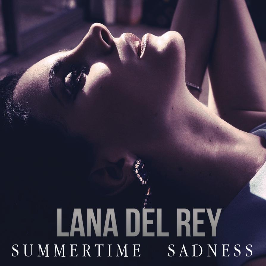 Lana Del Rey - Summertime Sadness by niedobronarodowe on ...