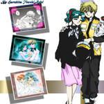 Haruka and Michiru Pure Love