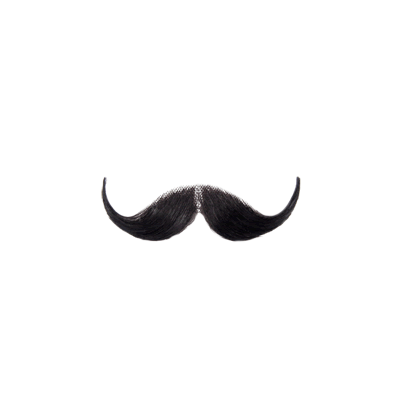 mustache png by claudiackins on deviantart