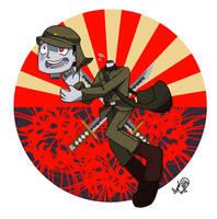 Undead Imperial Soldier by Haruzardous98