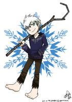 Jack Frost Fanart by Haruzardous98