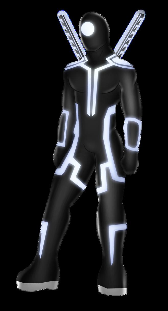 Code Lyoko Evolution - Ninja by FearEffectInferno