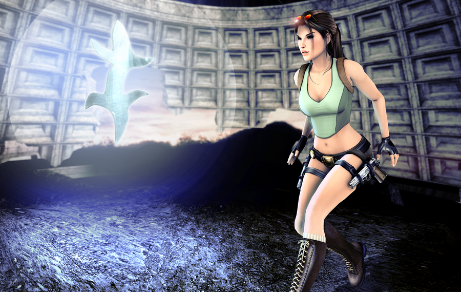 Tomb Raider III - Adventures Of Lara Croft by FearEffectInferno