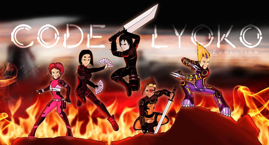 Code Lyoko Evolution by FearEffectInferno