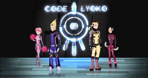 Code Lyoko Evolution by LitoPerezito