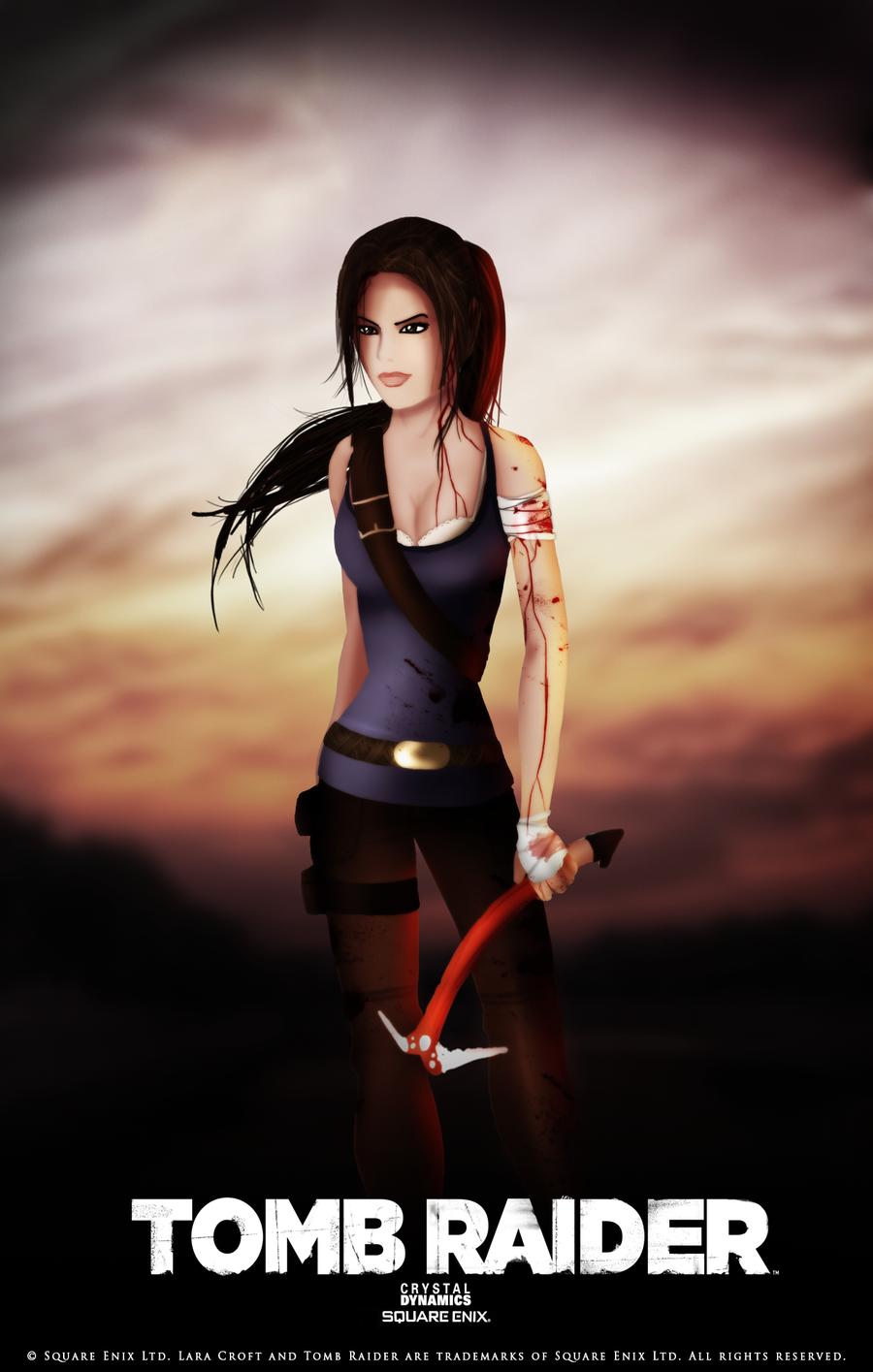 Tomb Raider - A survivor is born by FearEffectInferno