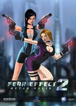 Fear Effect Retro Helix - PlayStation Network