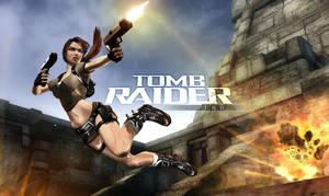 Tomb Raider Legend - Wallpaper Montage